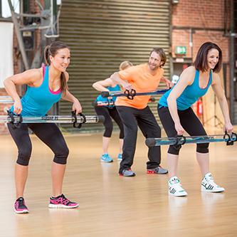 Gruppträning / Fitness